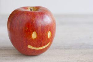 にっこりリンゴ