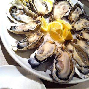 牡蠣(皿盛)