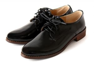 お気に入りの革靴