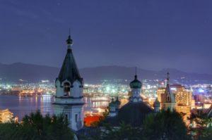函館 元町の夜景