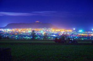 函館山トワイライト