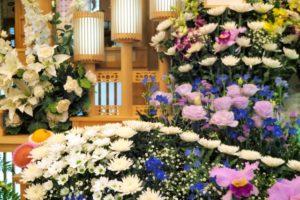 葬儀の採暖
