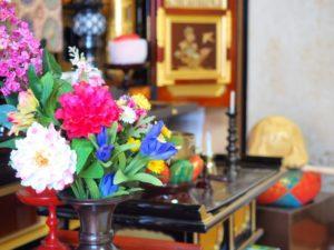 仏壇の供え物