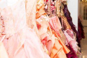 様々なドレス