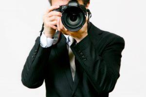 友人カメラマン