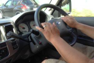 イライラ運転