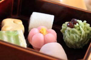 お供え_和菓子
