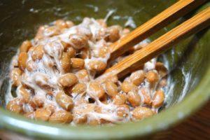 ねばねば納豆