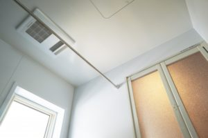 浴室の天井