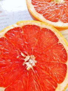 ビタミンCたっぷりのオレンジ